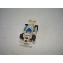 Williams Fw07 F1 1980 Fast H0 1/87 Auto Scalextric Antiguo