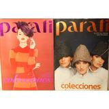 2 Revistas Colecciones Para Ti De Modas 660 Y 836 Páginas