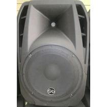 Corneta Amplificada Sound Barrier 550w Bajo 15 Con Garantia