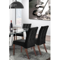 Cadeira Para Mesa De Jantar Catania -rafana Promoção