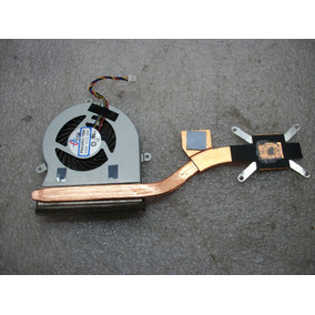 Cooler Con Disipador Notebook Compaq 21