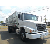 Mercedes-bens Atron 1319 4x2 Ano 2012/2012 Boiadeiro Top