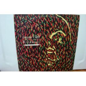 Lp - Jimmy Cliff - Breakout - Acomp. Encarte - 1991