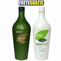 Progressiva Defininitiva Óleo De Argan Ecoplus Frete Grátis