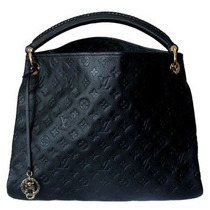 Hermosa Bolsa Artsy Louis Vuitton 100% Original