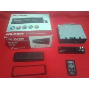 Stereo Pioneer ,frente Desmontable, Usb .nuevo En Caja