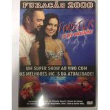 Dvd - Furacão 2000 - Twister - Só Pra Esculachar
