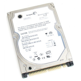 Hd Ide 80 Gb Seagate Para Notebook 2,5 - Novo !!!