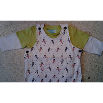 Pijama Cascanueces Kid Cool Talla 18 Meses