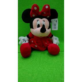 Minnie Vermelha De Pelúcia Disney