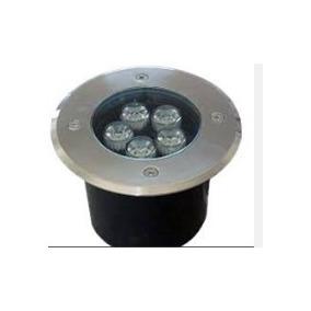 Spot Empotrable Para Piso Exterior Led 5 Watts Ip65 Foco Bf