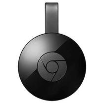 Google Chromecast 2.0 Hdmi Nuevo Sellado Negro Envio Gratis