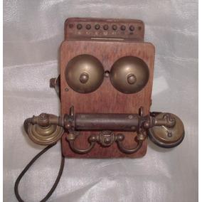 Teléfono Ferroviario Antiguo
