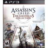 Assassins Creed The America´s Collection Ps3 Original Nuevo