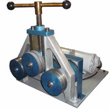 Lrct 1 - Calandra Para Tubo, Metalon - Em 12 X Sem Juros