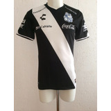 Jersey Puebla Tercer Uniforme Color Negro Gala 2016 Charly