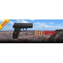 Pistola Deportiva De Co2 Calibre 4.5 Mm C11 Mendoza