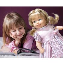 Boneca Bebê Conta 6 Historias Encantadas Da Cotiplás