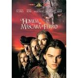 Dvd O Homem Da Mascara De Ferro Leonardo Dicaprio Novo