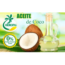 Aceite De Coco Hidropal 19 Lt