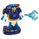 Transformer Rescue Bots Energize Chase Hasbro Original