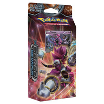 Pokémon Deck Xy11 Cerco De Vapor Copag - Hoopa