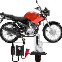 Kit Xenon Moto Yamaha Factor 125 Lampada 8000k H4-2