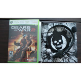 Gears Of War 2 Reacondicionado + Diadema Xbox 360