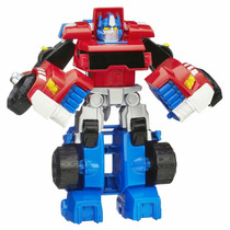 Transformer Rescue Bots Playskool Hasbro Camion