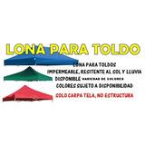 Lonas Para Toldos 3x3 2 En Lona Unicolor Somos Fabricant