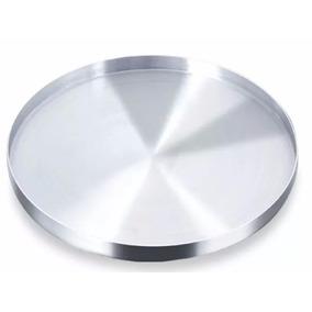 Forma Para Pizza Grande - 35cm - Kit C/ 6 Unid