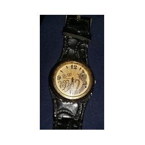Vendo Relógio Antigo Feminino Com Pulseira De Couro