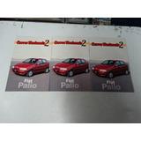 Fascículo Carros Nacionais 2! Fiat Palio! Jornal Extra Rj!