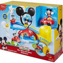 Brinquedo Mickey Mouse Clubhouse Nova Casa Do Mickey Mattel