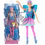 Boneca Barbie Fadas - Mattel