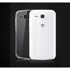Forro Estuche Gel Tpu Transparente Huawei Ascend Y600