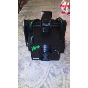 Jdsa2809, Cámara Instantánea Polaroid Modelo Víva