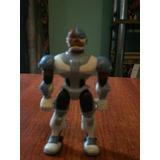 Jovenes Titanes / Teen Titans Cybor