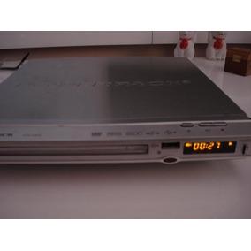 Dvd De Casa Powerpack-k800 Com Controle