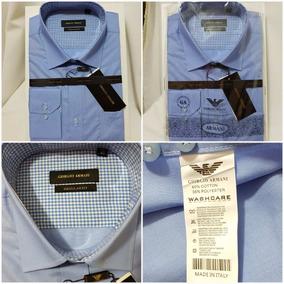 Camisas Giorgio Armani Modelos 2016 Envio Gratis