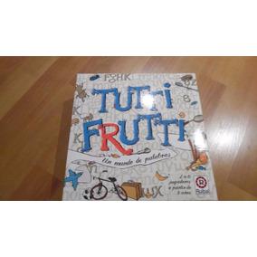 Tutti Frutti Juego De Ruibal Capital Y Zona Sur