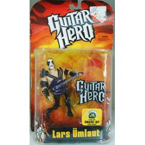 Guitar Hero 3 Bonecos Lars Axel Steel God Of Rock Ano 2008