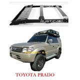 Toyota Prado Parrilla Techo Con Base Exploradoras Rustic