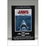 Jaws Tiburón Poster Película En 3d Mcfarlane Toys