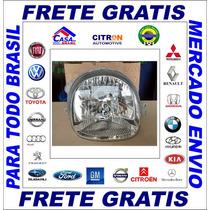 Farol Direito Renault Twingo 98/04 Novo Original 8200478993