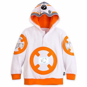 Disney Store Sudadera Star Wars Force Bb-8 Interactiva 2016