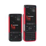 Nokia 5610 Xpressmusic Slide 3g Câm 2mp Desbloq Novo Complet