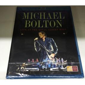 Blu-ray Michael Bolton Live Albert Hall Nuevo Original Impor