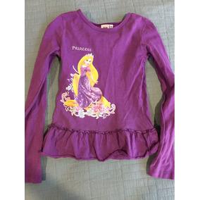 Blusa Disney Rapunzel Talla 10