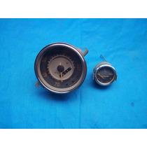Velocímetro E Marcador De Combustível Kombi Antiga Usado